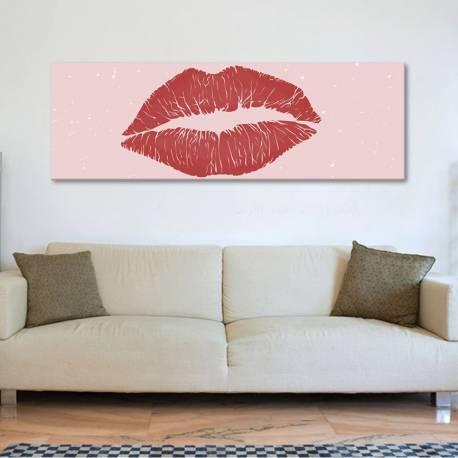 Kiss - Csók - vászonkép - 1