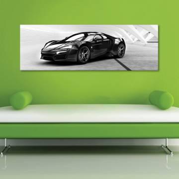 Speed & power - sportautó - vászonkép