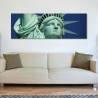 Statue of Liberty NY - New York szabadság szobor - vászonkép - 1