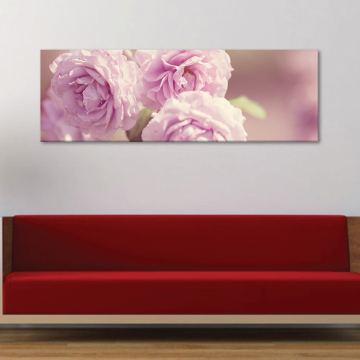 Pink petals - vászonkép
