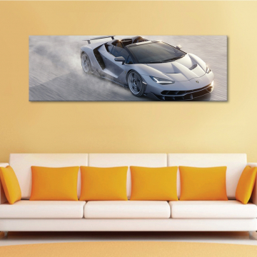 Rush - száguldás - sport autó - vászonkép