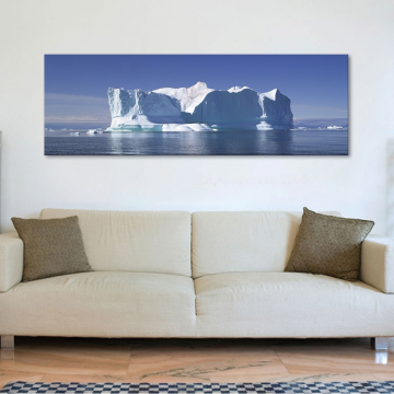 The tip of the iceberg - a jéghegy csúcsa - vászonkép