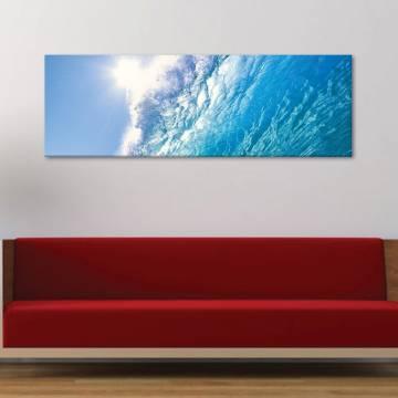 Waves - hullámok - vászonkép