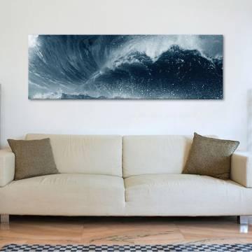 Power of nature - az óceán ereje - vászonkép