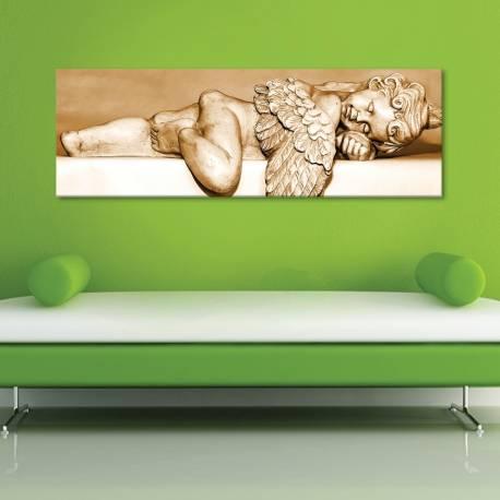 Sleeping angel - alvó angyal - vászonkép
