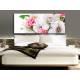 Lilies and roses - liliom és rózsa vászonkép 100400