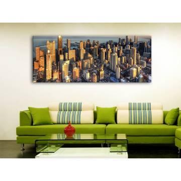 Chicago morning - vászonkép 100411