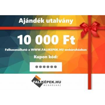 Ajándék utalvány 10000 Ft